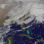 Predicted nor'easter: teachable moment