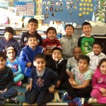 Students write about place
