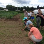 Field experience report–Our Ecosystem, Our Health: Exploring School Gardens