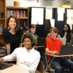 "Newburgh school's ""green box"" project<BR>earns kudos from National Geographic"